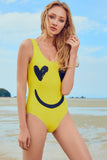 Smiley Swimsuit