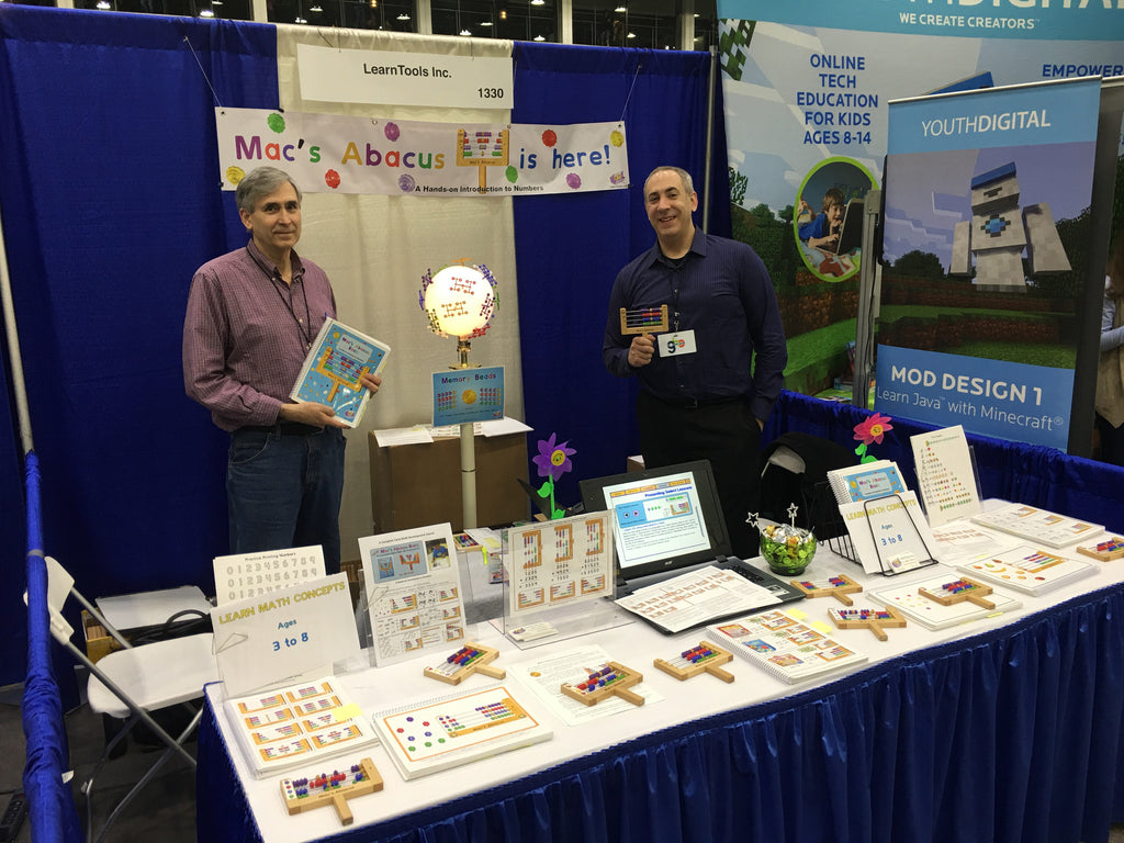 LearnTools Inc. will be at the 2016 Great Homeschool Conventions-Midwest in Cincinnati, OH