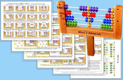 Abacus Activity Set