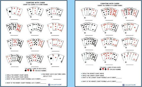 Counting Cards - Laminated