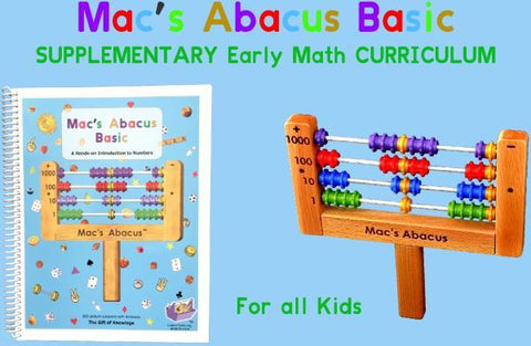 Mac's Abacus Basic Kit