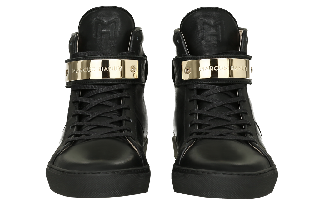 CLASSIC HIGH TOP MEN | SHIBUYA | BLACK
