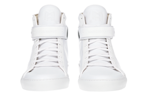 CLASSIC HIGH TOP MEN | MATTE WHITE | WHITE