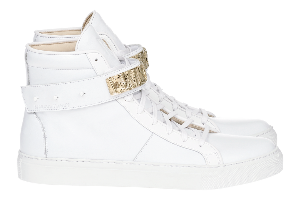 CLASSIC HIGH TOP MEN | SHIBUYA | WHITE