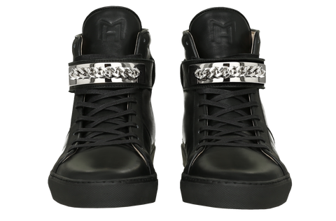 CLASSIC HIGH TOP MEN | HARLEM | BLACK