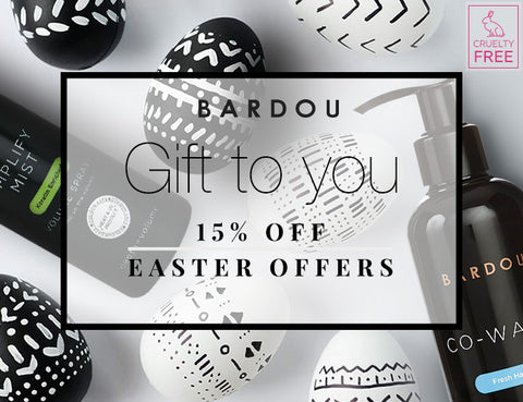 BARDOU Easter Offers