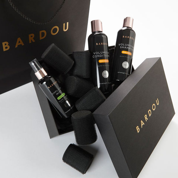 Volume 4-Piece Treatment Package - Bardou - 2