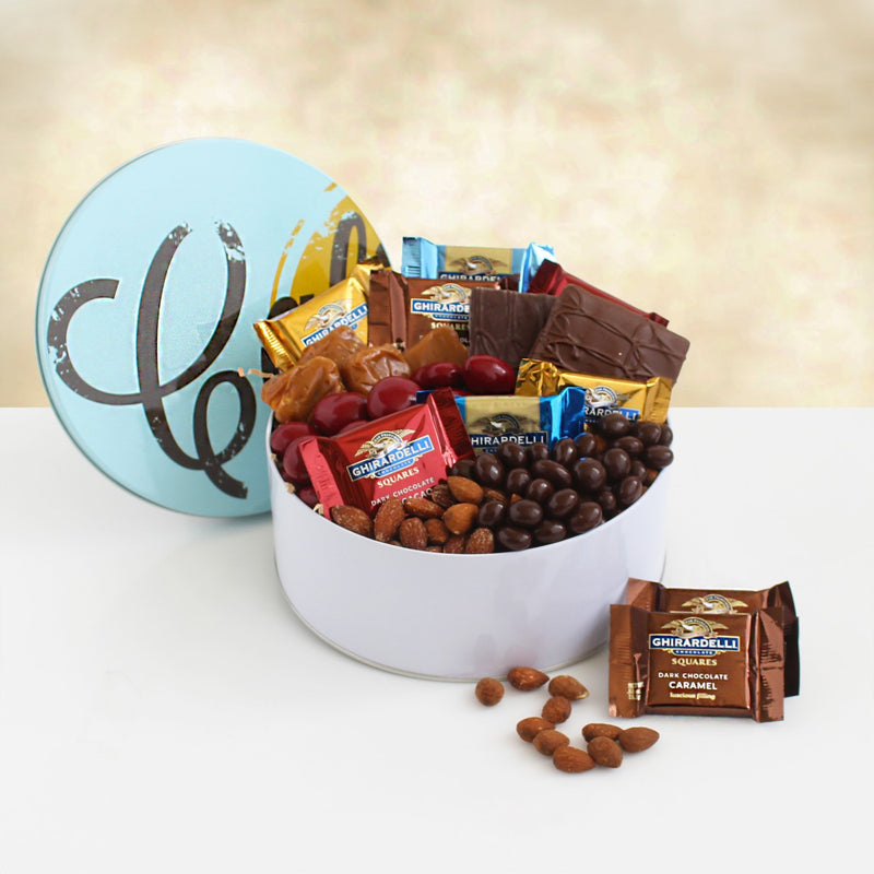California Snackin' Gift Tin