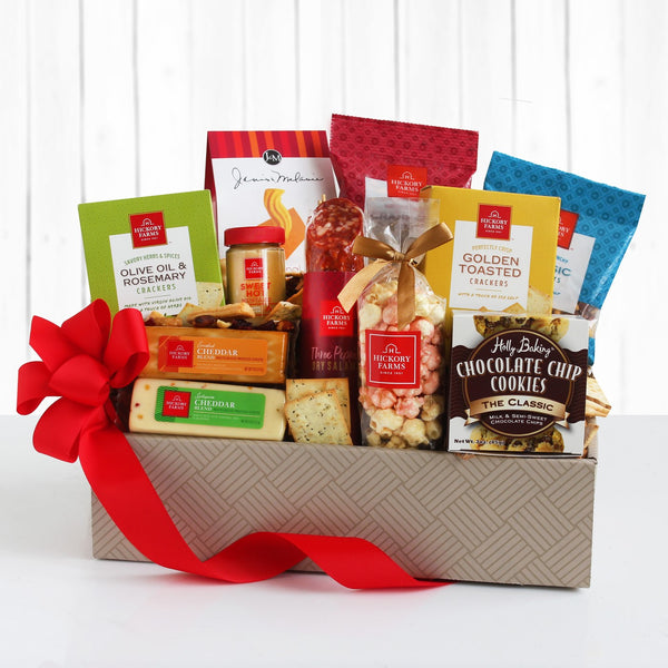 Hickory Farms Savory Selections Gift