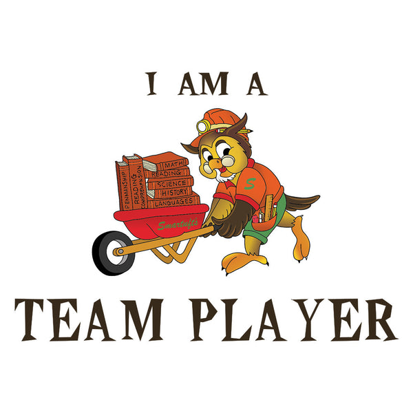 I Am A Team Player