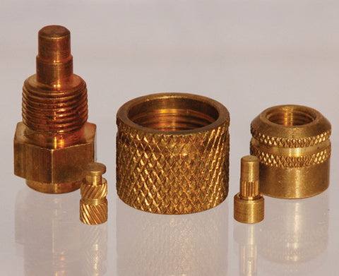 C35300 Threaded Rolling Brass
