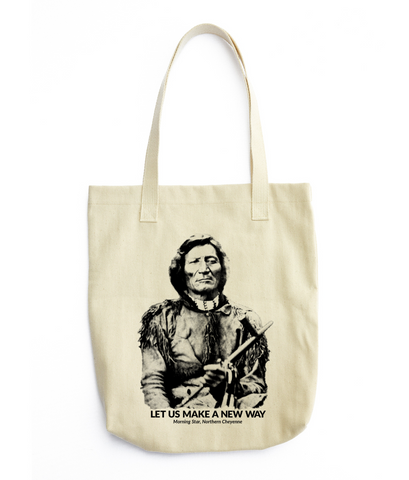 Dull Knife – Canvas Tote