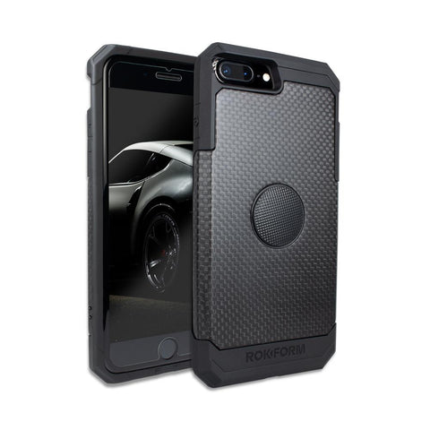 Rokform iPhone 8 Plus/7 Plus - Pure Aerospace Carbon Fiber Pro Case