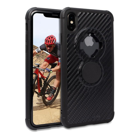 Rokform Apple iPhone XS Max Crystal Case - Carbon Black