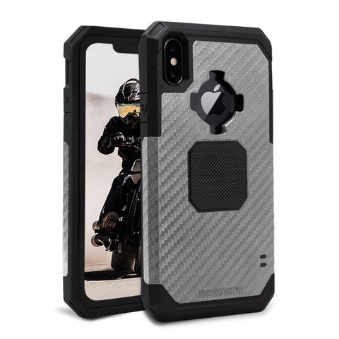 Rokform Apple iPhone XS Max Rugged Case - Gun Metal