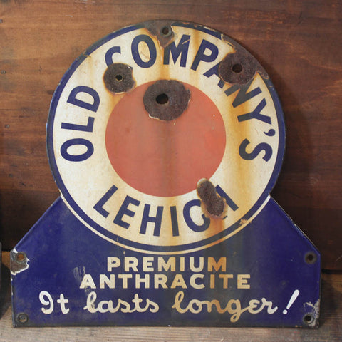 Old Company's Lehigh - Premium Antracite - It lasts longer!