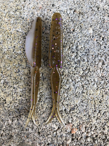 "3.5"" Jointed Jerkbait"