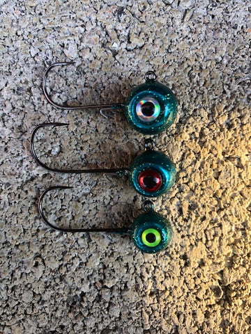 *New* Big Eye Jigs