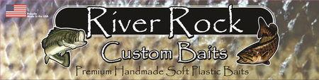 River Rock Custom Baits