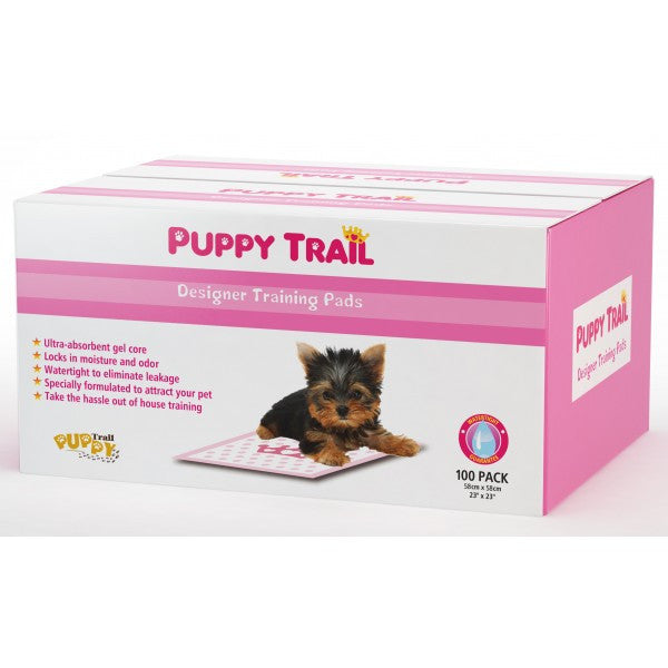 100 Pack - Puppy Trail - 1