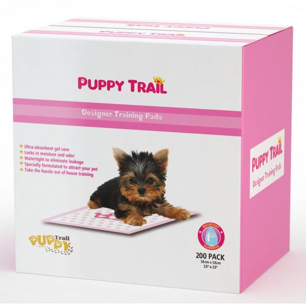 200 Pack - Puppy Trail - 1