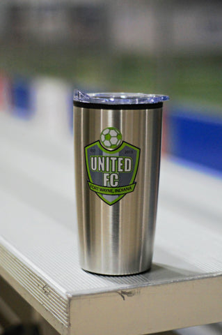 Fort Wayne United FC Coffee Tumbler