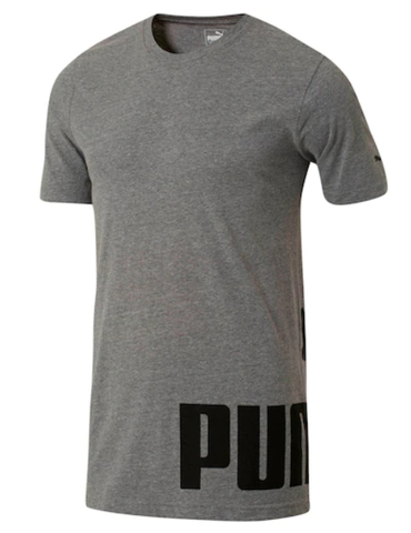 Puma No. 1 Logo Wrap T-Shirt
