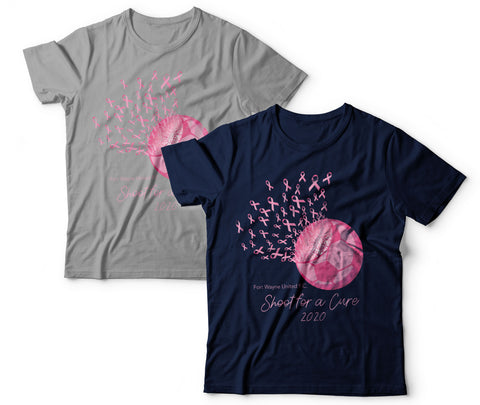 Shoot for a Cure Tournament T-Shirt 2021