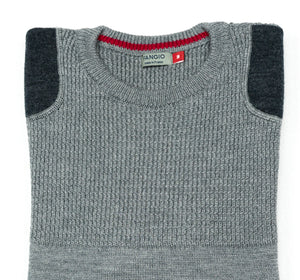 Pull col rond 100% Made In France