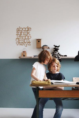 Kids Desk by Over the Ocean