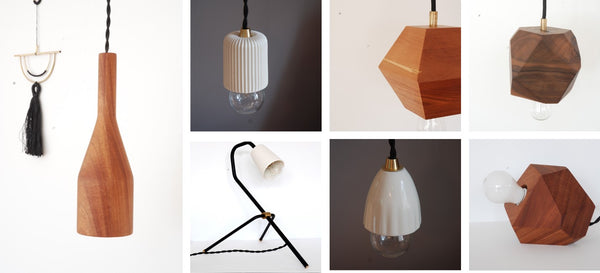 La Fabrique Deco handmade lighting and curated home accessories