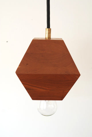 Cherry Diamond Pendant Lamp