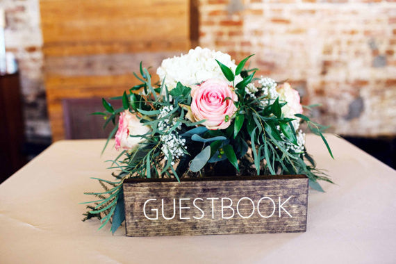 Guestbook Sign - Simple Collection