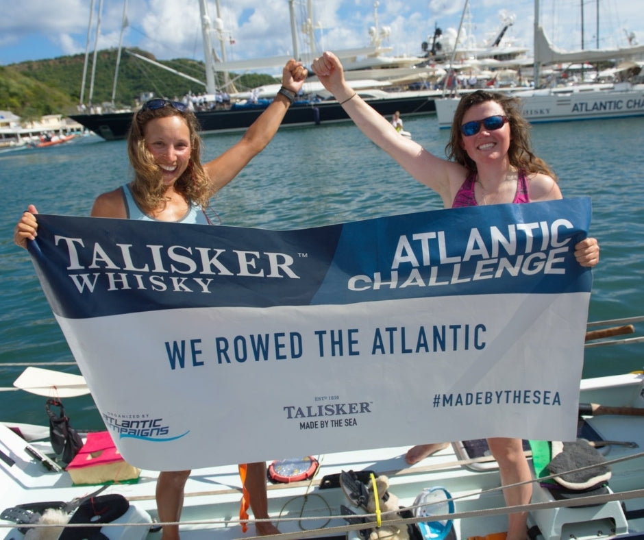 Whale Of A Time Clothing sponsored Talisker Whiskey Challenge
