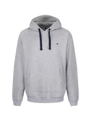 Whitesands Hoodie - Grey - Whale Of A Time Clothing
