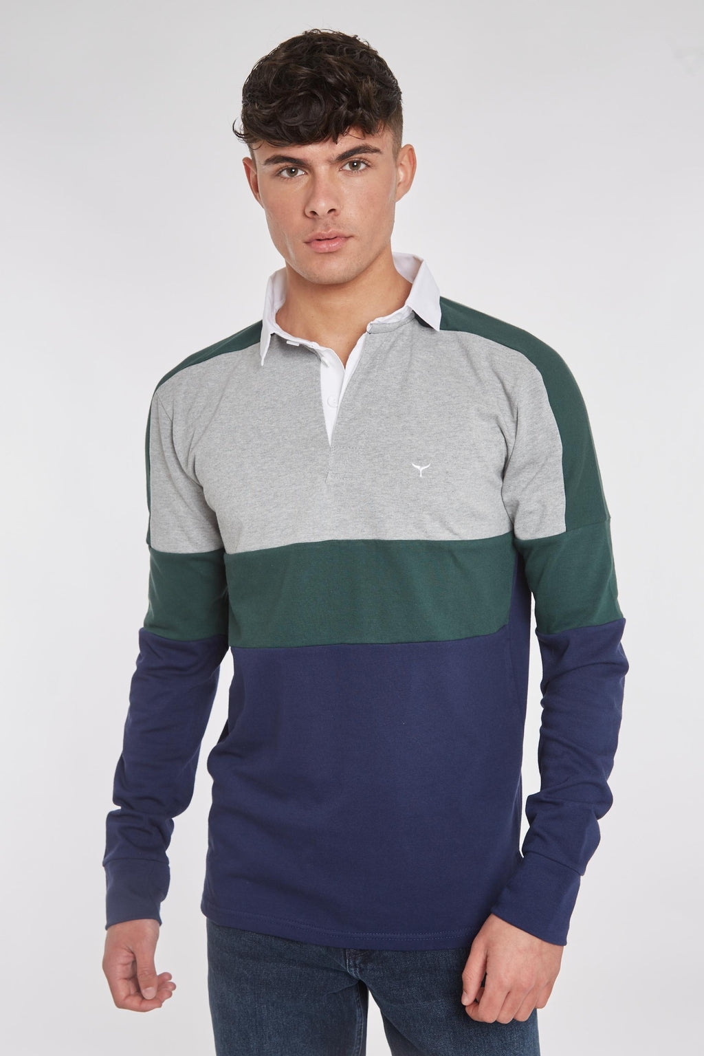 Basics Sweatshirt - Navy