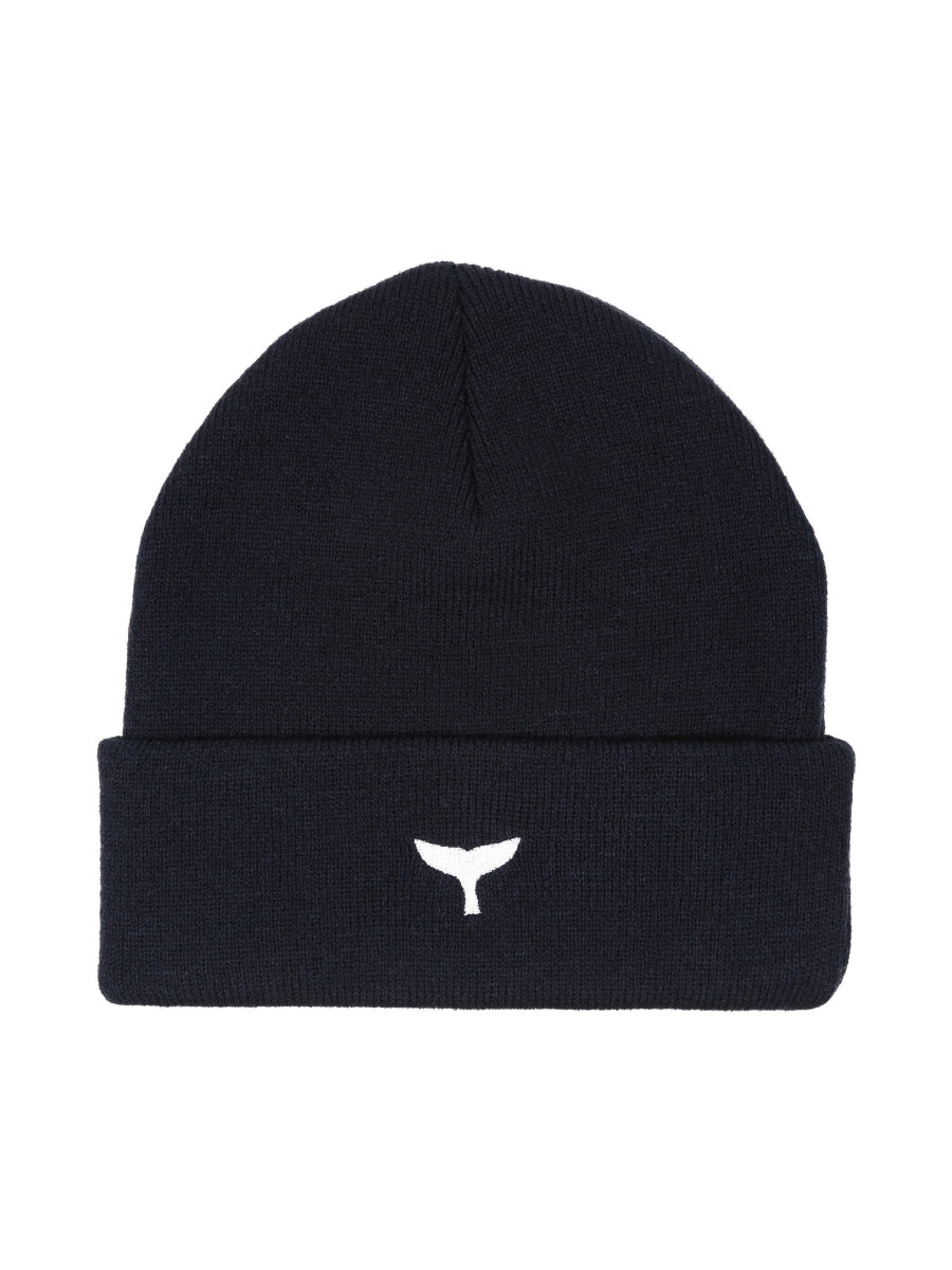 Beanie - Navy - Whale Of A Time Clothing