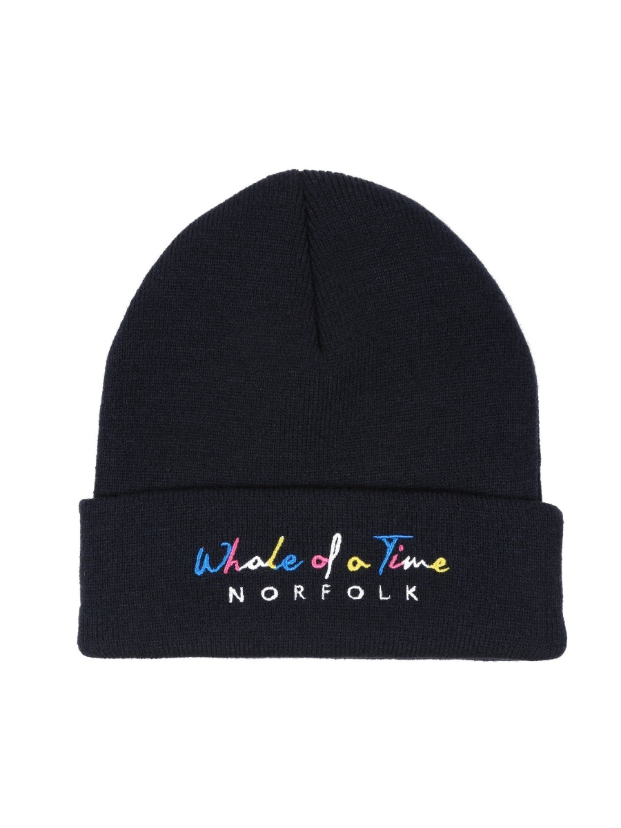 Basics Beanie - Navy - Whale Of A Time Clothing