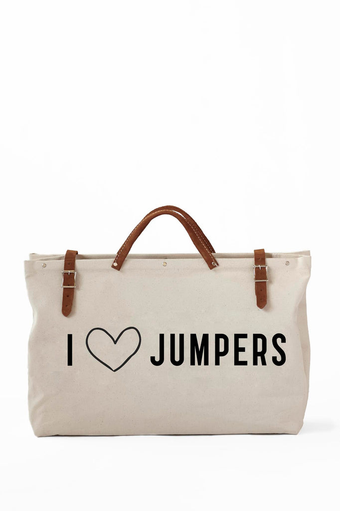 I LOVE JUMPERS