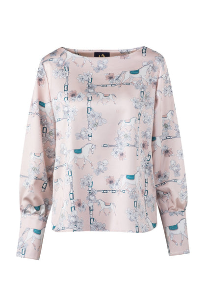 JANUARY BLOUSE