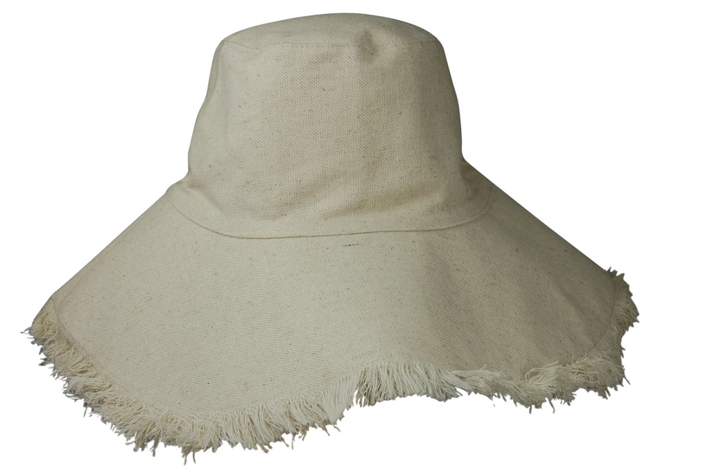 CANVAS PACKABLE HAT