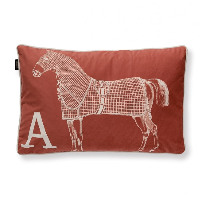 CUSHION MANGO HORSE