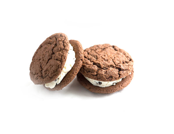 Chocolate Ice Cream Cookie