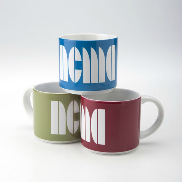 Colorful NCMA Logo Mug