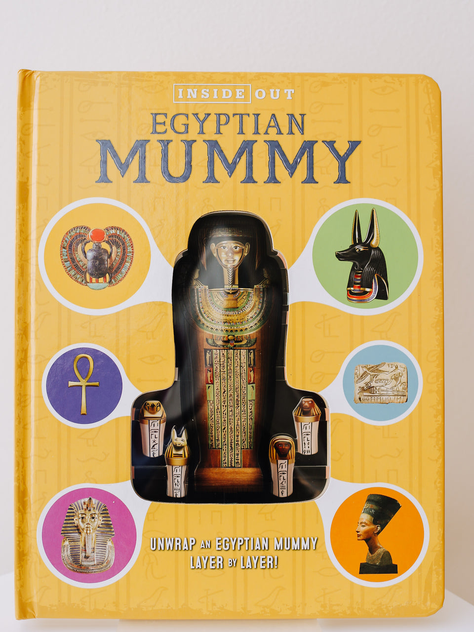 Inside Out: Egyptian Mummies by Lorraine Jean Hopping