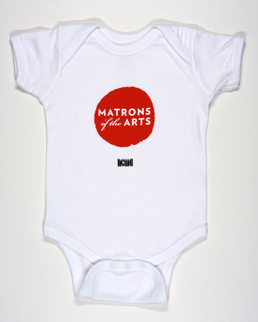 Matrons of the Arts Onesie