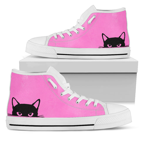 Cat Women's High Top, , FamilyTrophy.com, FamilyTrophy.com - FamilyTrophy.com