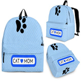 *Attention Cat Lovers* Turn your Backpack into a Piece of Purrrfect Cat Backpack Design Art!, Backpack, FamilyTrophy.com, FamilyTrophy.com - FamilyTrophy.com