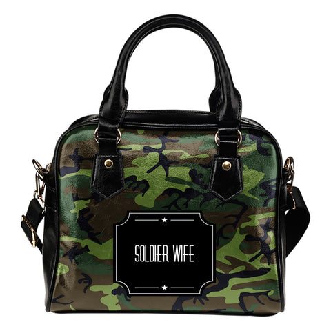 Shoulder Bag Soldier Wive 22, , FamilyTrophy.com, FamilyTrophy.com - FamilyTrophy.com