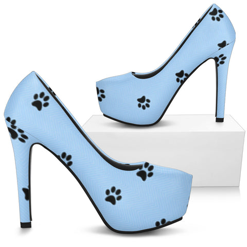 *Attention Cat Lovers* Turn Your High Heels into a Piece of Purrrfect Cat Paw Art!, High Heels, FamilyTrophy.com, FamilyTrophy.com - FamilyTrophy.com
